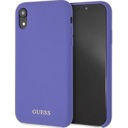Guess Silicone etui do iPhone Xr