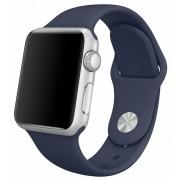 Apple Watch 38mm Midnight Blue Sport Band