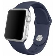 Apple Watch 42mm Midnight Blue Sport Band