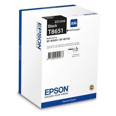 Epson tusz czarny T8651