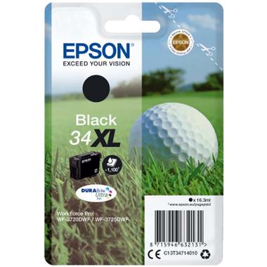 Epson tusz Black 34XL