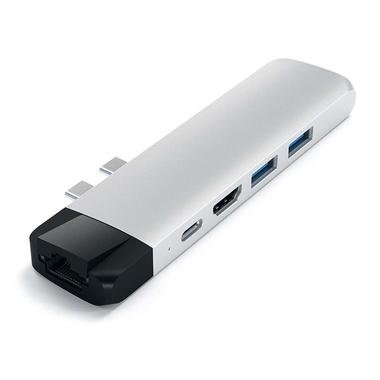 Satechi hub USB-C/2xUSB