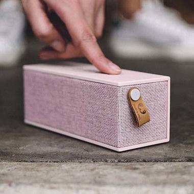 Fresh N Rebel Rockbox Brick Fabriq Edition