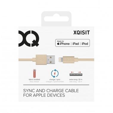 XQISIT Cotton Cable