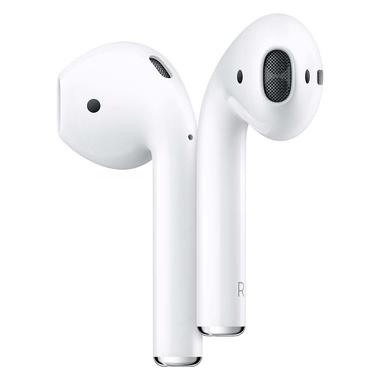 AirPods słuchawki z etui ładującym