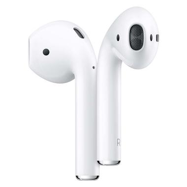 AirPods słuchawki z bezprzewodowym etui ładującym