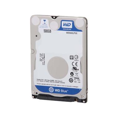 WD Blue 2.5'' 500GB SATA/600