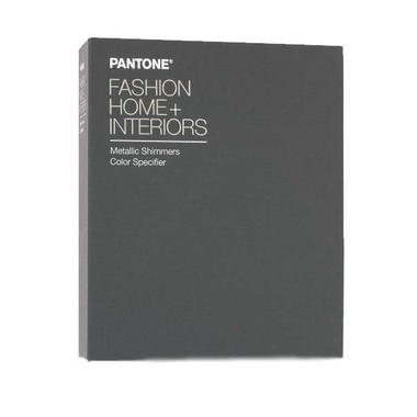 Pantone FHI Metallic Shimmers Color Specifier