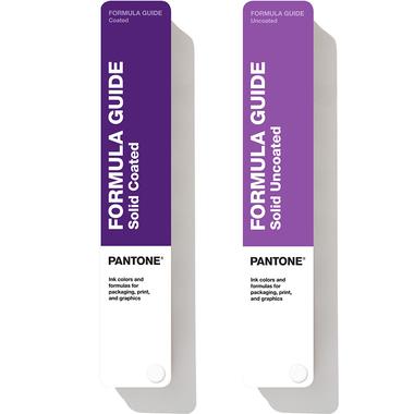 Pantone Formula Guide Coated & Uncoated