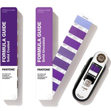 Pantone Capsure with Formula Guide