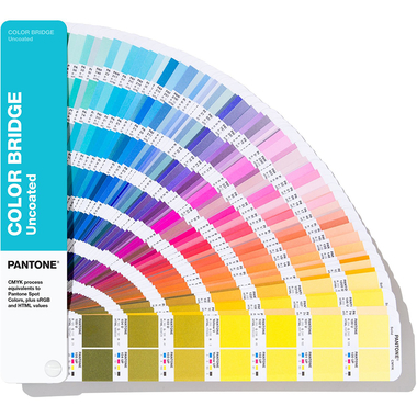 Pantone Color Bridge Guide Uncoated