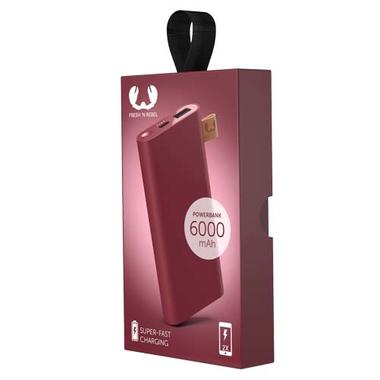 Fresh N Rebel Power Bank 6000 mAh