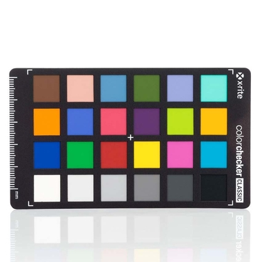 X-Rite ColorChecker Classic Mini