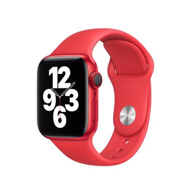 Apple pasek sportowy w kolorze (PRODUCT)RED