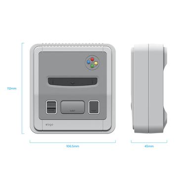 Elago T4 Nintendo Apple TV Case