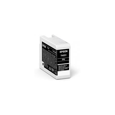 Epson Singlepack Photo Black T46S1 UltraChrome Pro 10 ink