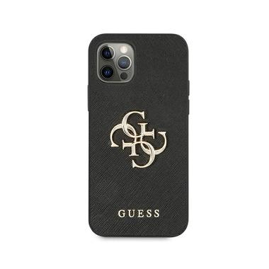 Guess Saffiano 4G Big Metal Logo