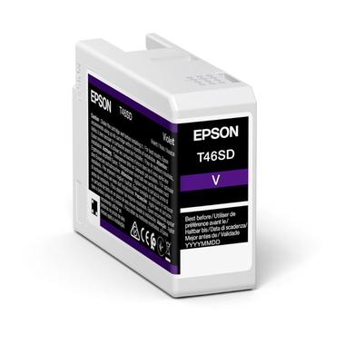 Epson Singlepack Violet T46SD