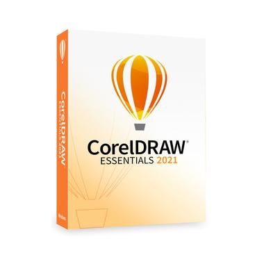CorelDraw Essentials 2021