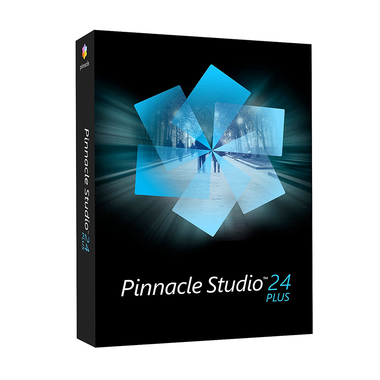Corel Pinnacle Studio 24 Plus PL/ML Box