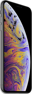 iPhone XS Max srebrny