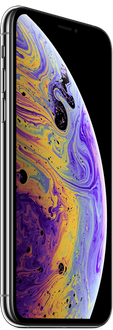 iPhone XS srebrny