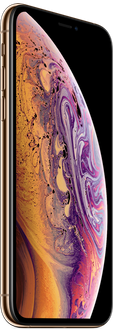 iPhone XS złoty